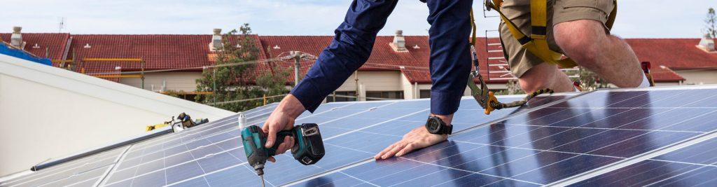 vacature zonnepanelen installeren